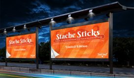 Stache Sticks Limited Edition