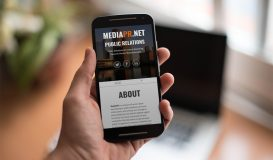 Media PR Responsive Website