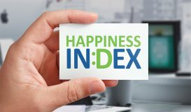 Happiness Index Logo
