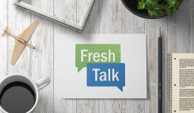 FreshTalk Logo